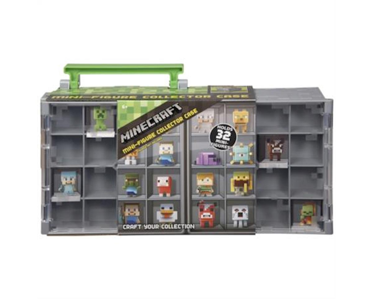 Mattel Minecraft Collector Case