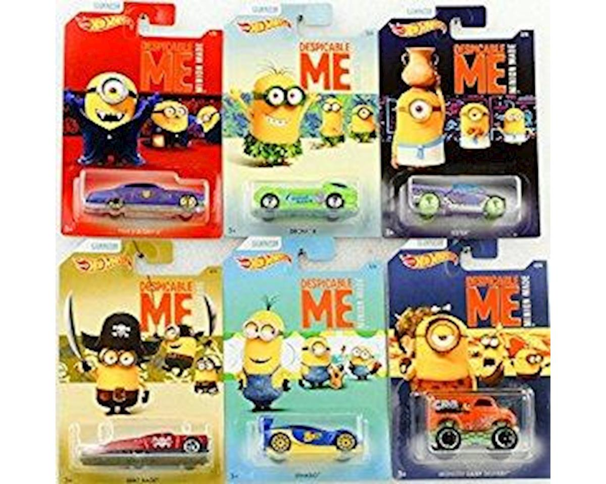 Hot Wheels Minions Assortment (Product may differ from Picture)