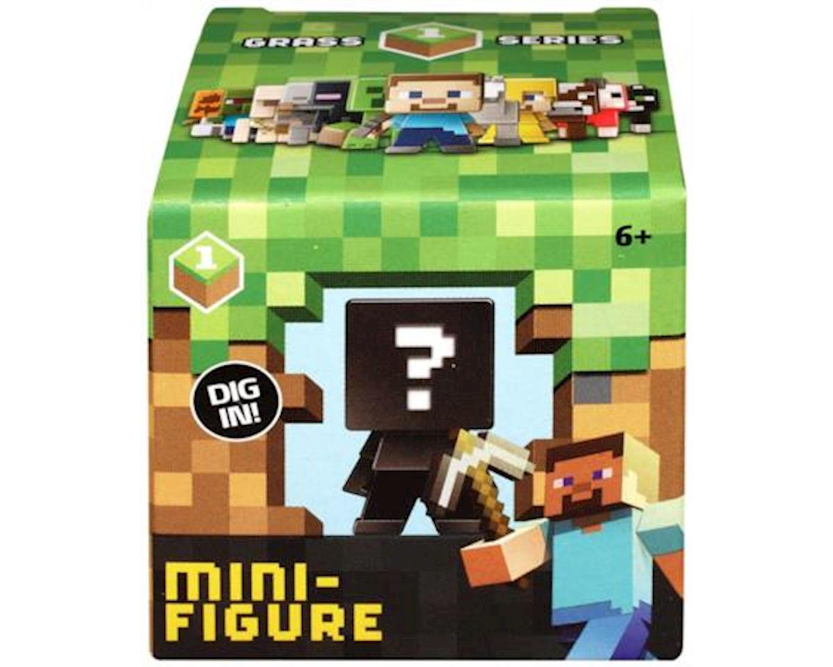 Minecraft Mini Figure Mystery Blind Box by Mattel