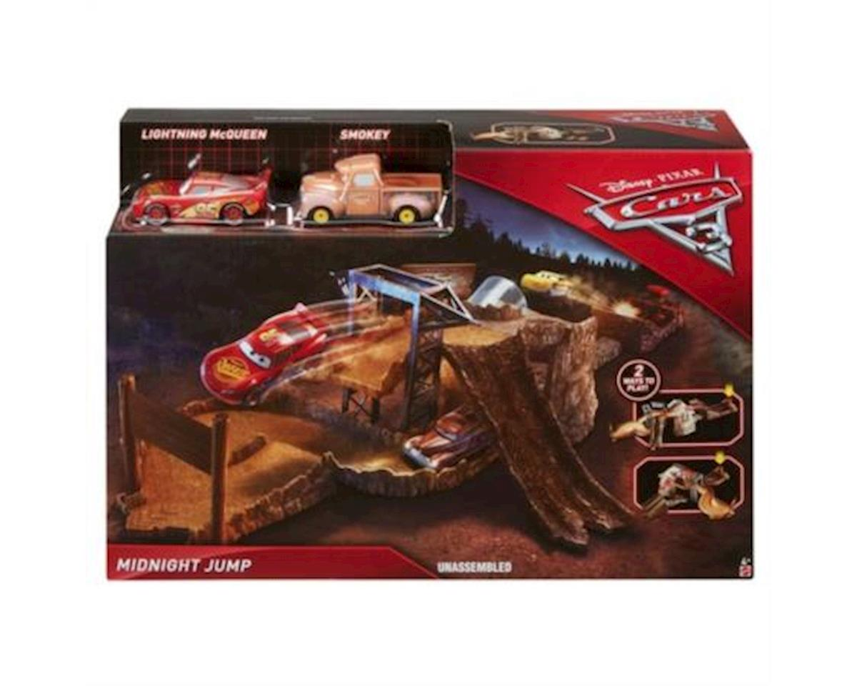 Cars 3 Midnight Jump Track Set by Mattel