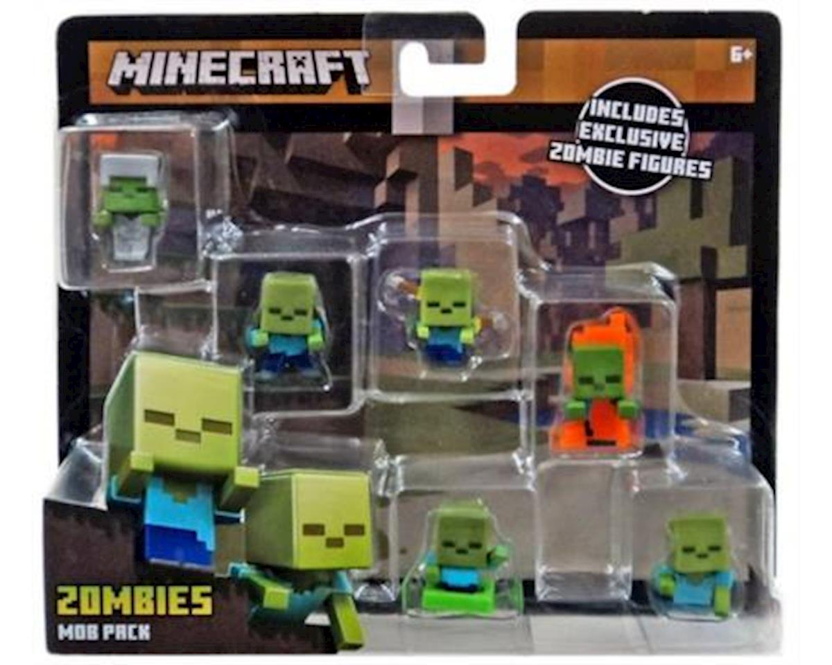 Minecraft Mini Mob Pack by Mattel