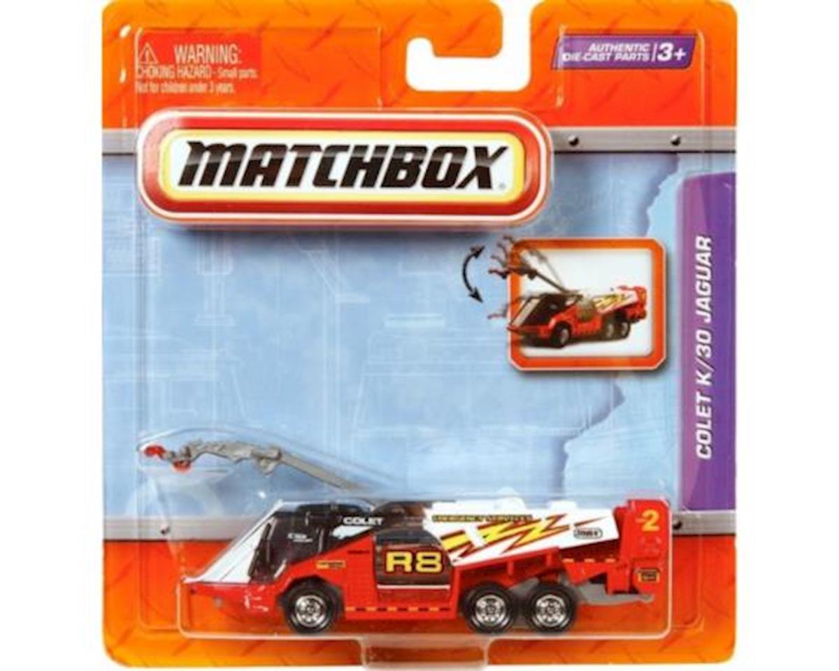 Mattel  Matchbox Workin's Rigs