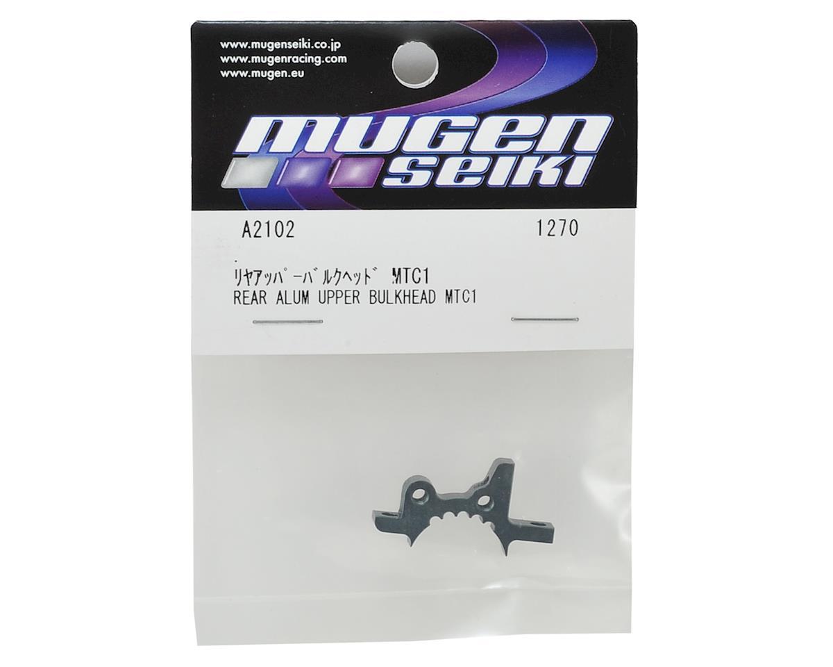Mugen Seiki Aluminum MTC1 Rear Upper Bulkhead
