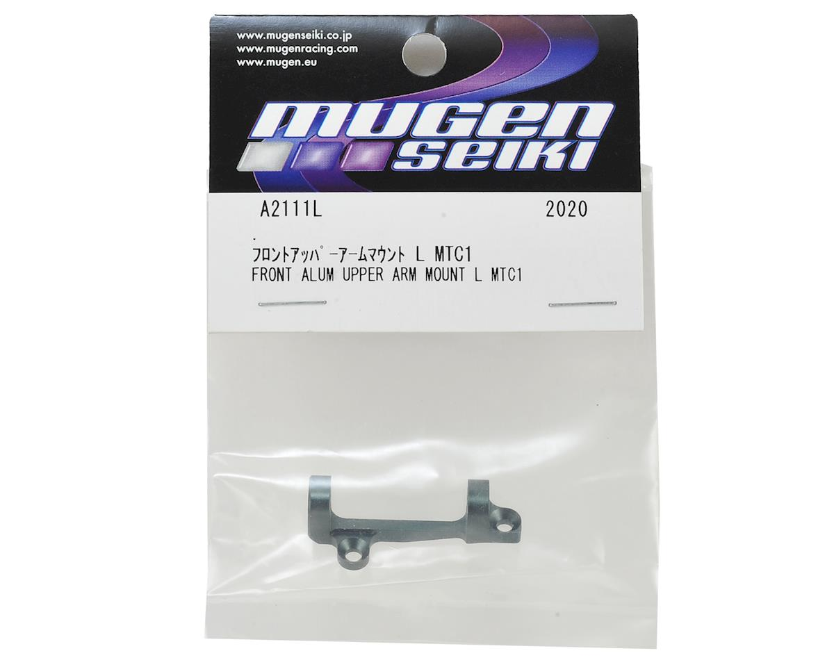 Mugen Seiki MTC1 Left Front Aluminum Upper Arm Mount