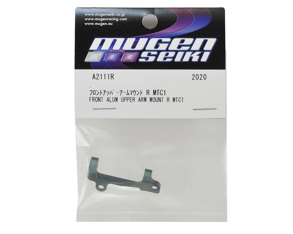 Mugen Seiki Aluminum MTC1 Front Upper Arm Mount (Right)