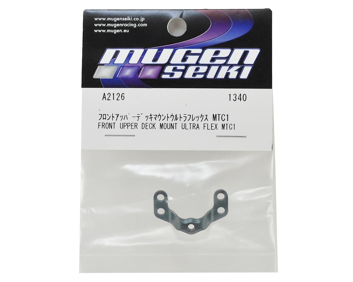 Mugen Seiki MTC1 Front Upper Deck Mount (Ultra Flex)