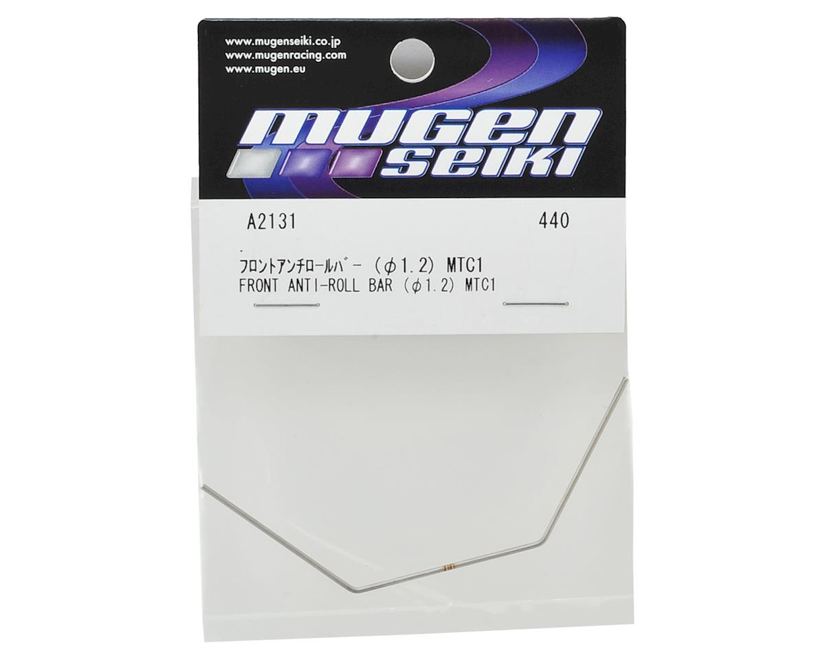 Mugen Seiki 1.2mm MTC1 Front Anti-Roll Bar