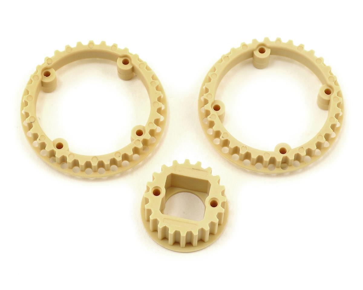 Mugen Seiki MTC1 Plastic Pulley Set (34T/20T)