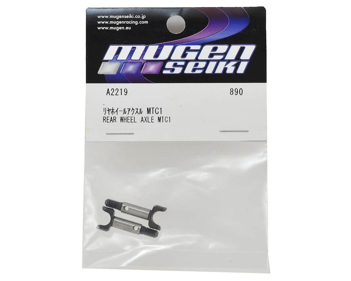Mugen Seiki MTC1 Rear Wheel Axle (2)