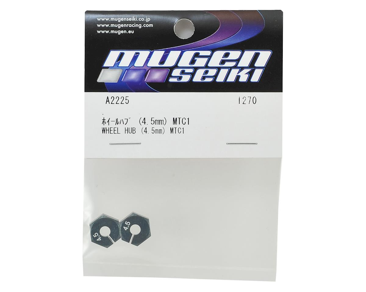 Mugen Seiki 4.5mm MTC1 Wheel Hub Hex (2)
