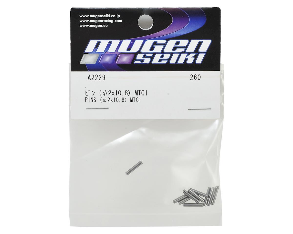 Mugen Seiki 2x10.8mm MTC1 Pin (10)