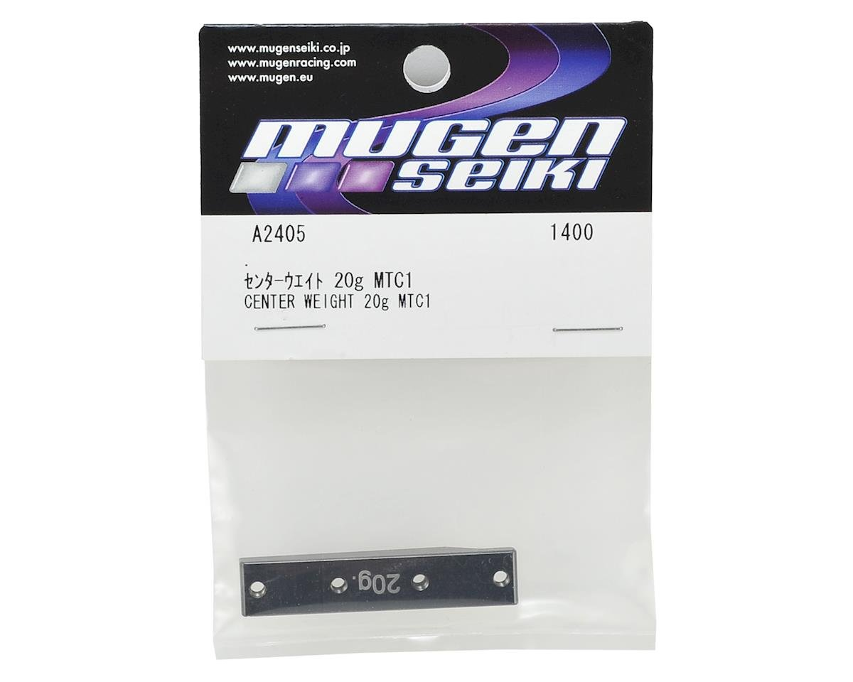 Mugen Seiki MTC1 Center Weight (20g)