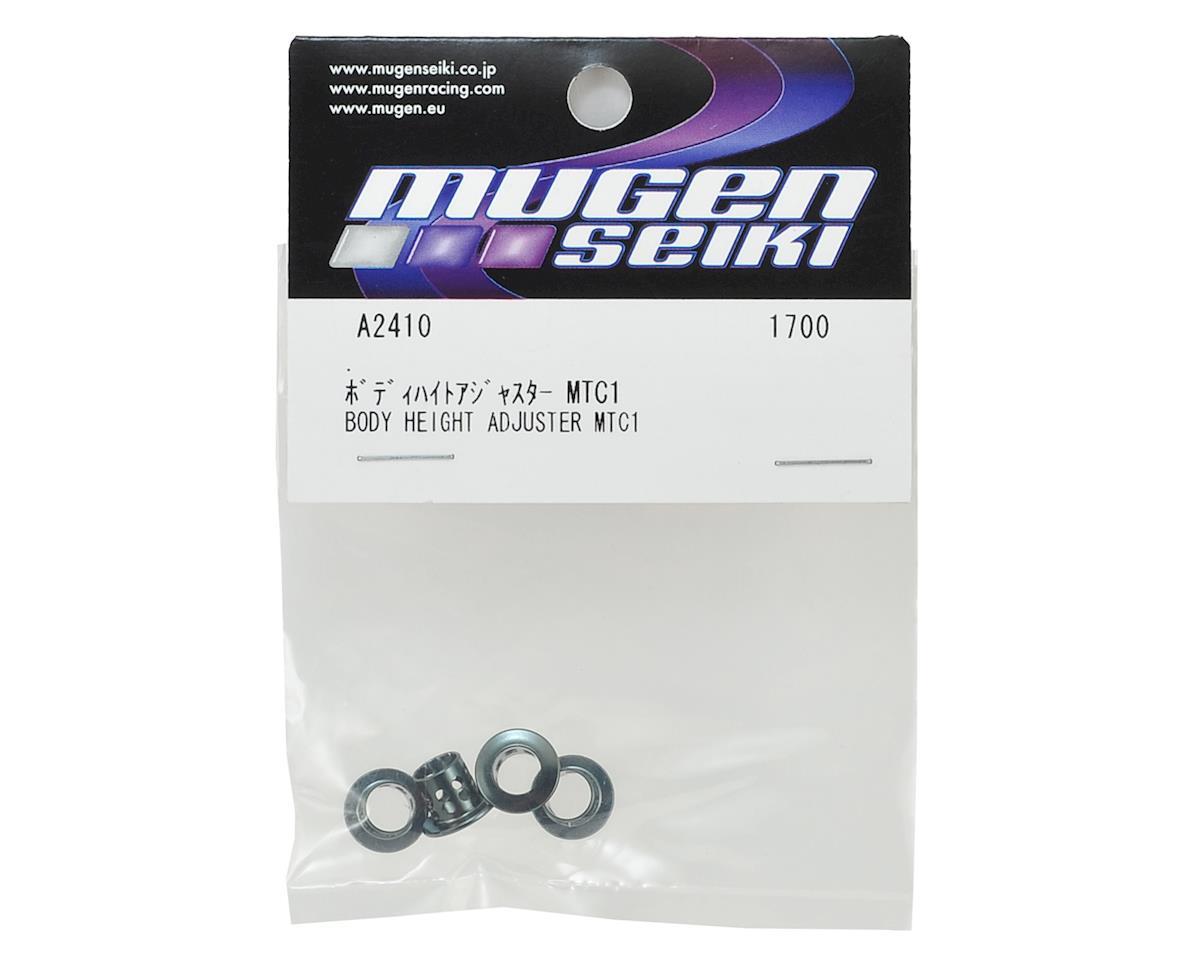 Mugen Seiki MTC1 Body Height Adjuster Set