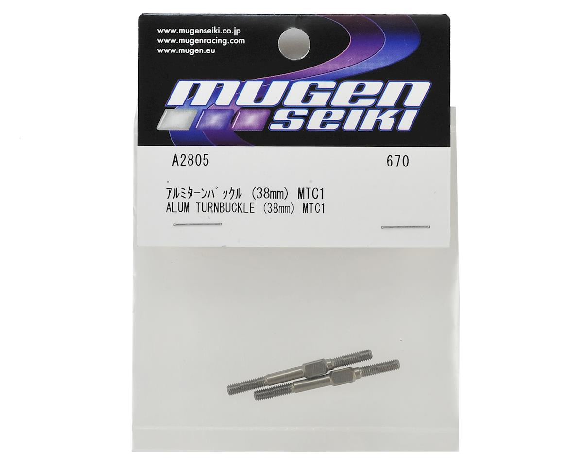Mugen Seiki 38mm Aluminum MTC1 Turnbuckle (2)