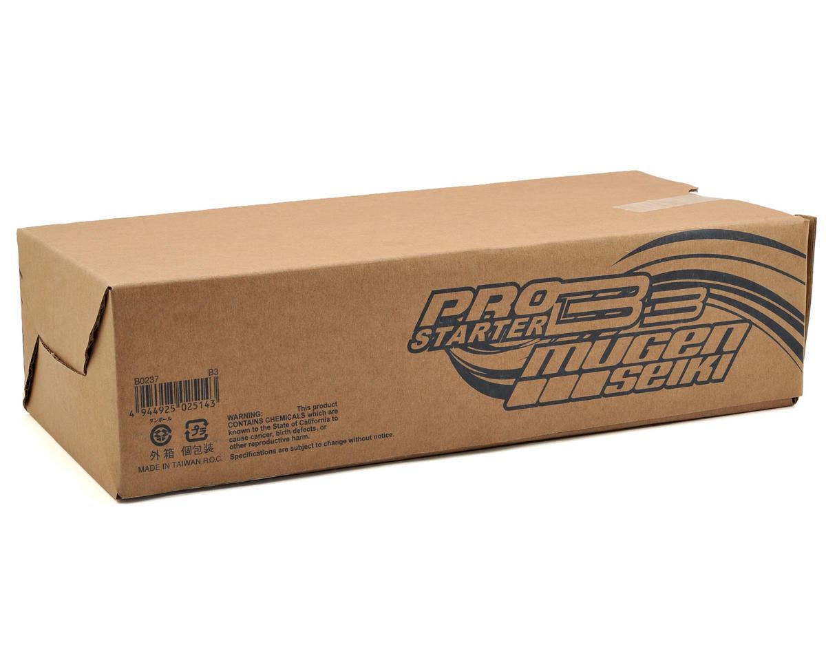 Mugen Seiki Pro Starter BIII 1/8 Off Road Starter Box (Gray)