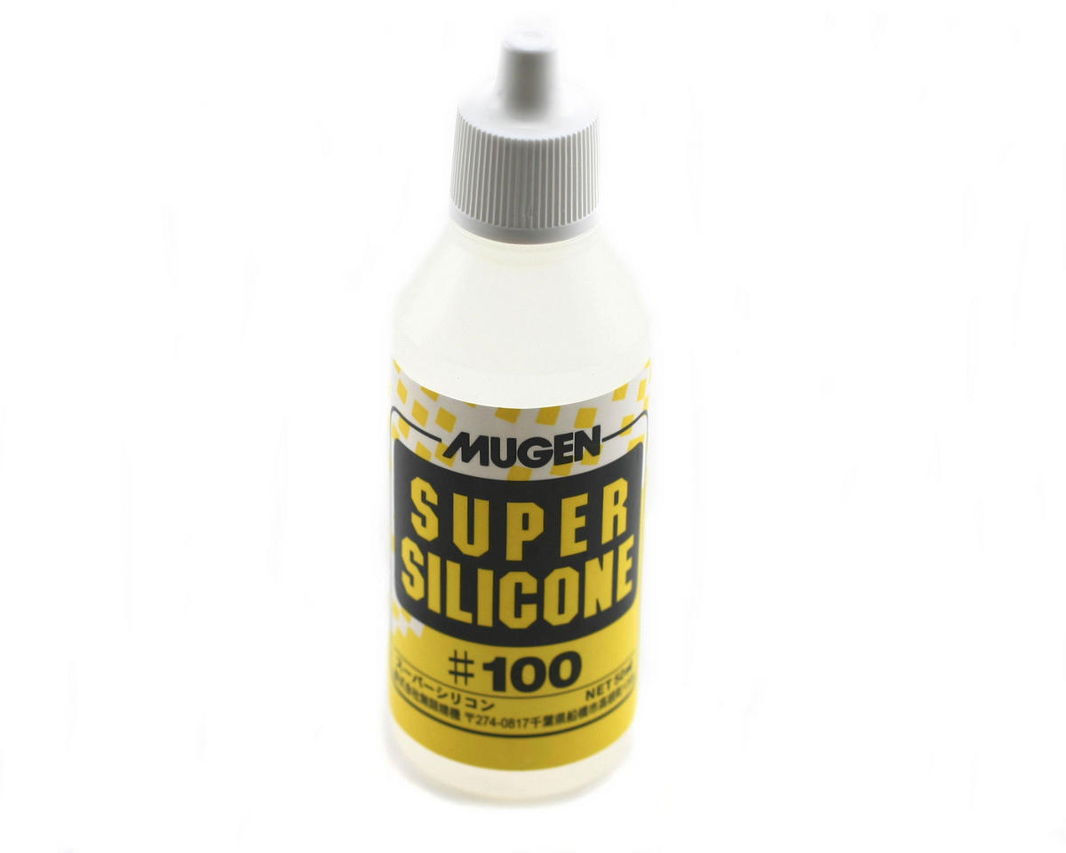 Super Silicone Shock Oil (50ml) by Mugen Seiki