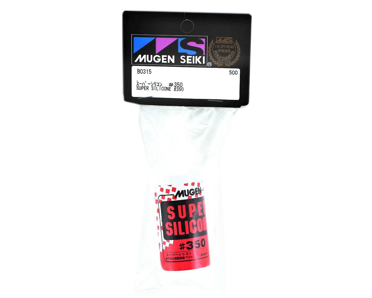 Mugen Seiki Super Silicone Shock Oil (50ml) (350cst)