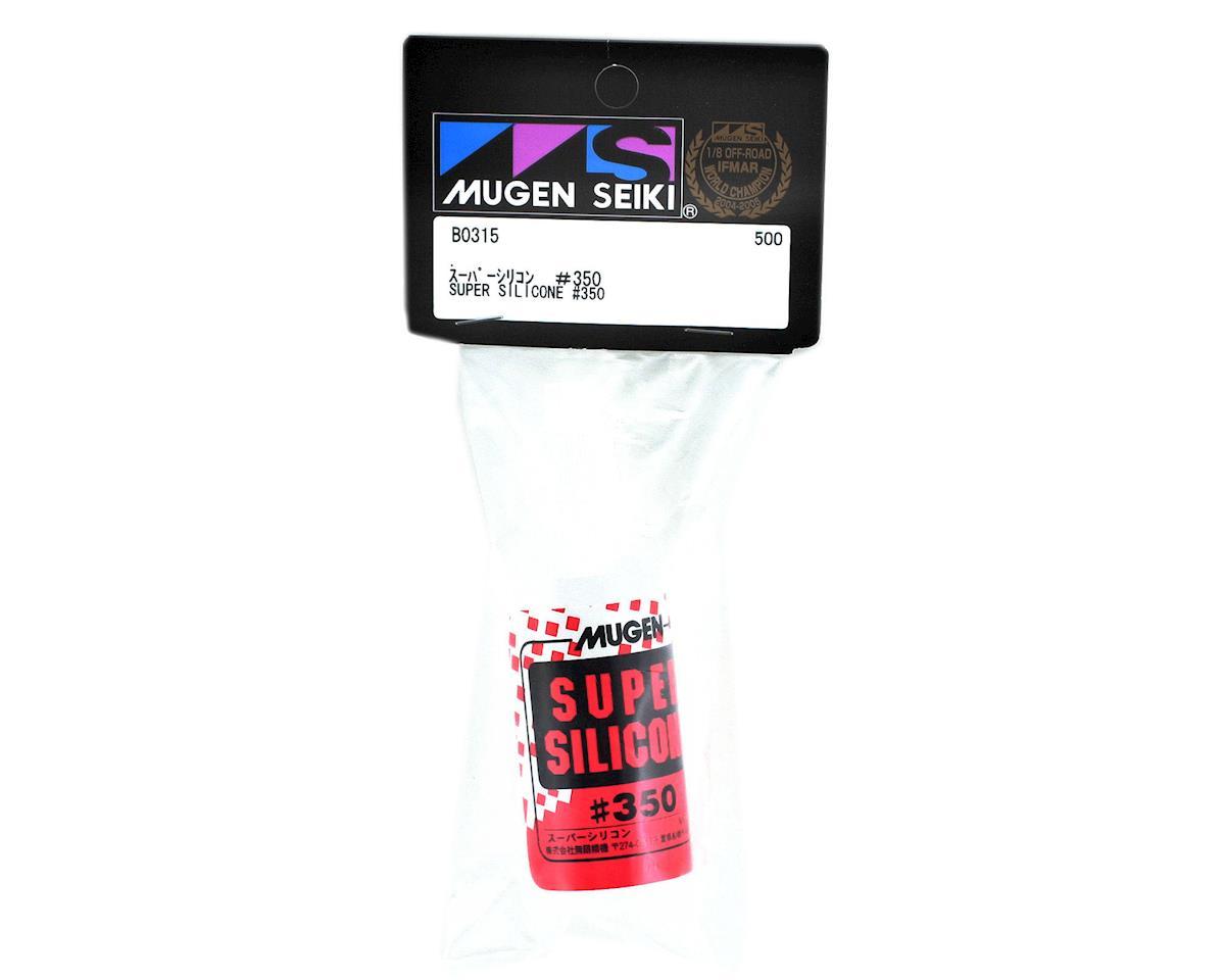 Mugen Seiki Super Silicone Shock Oil (50ml) (350cst)