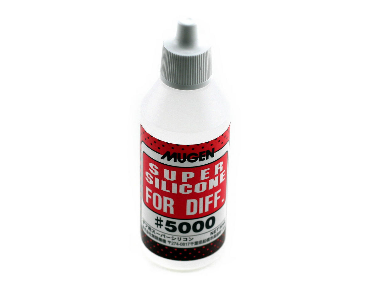 Mugen Seiki Silicone Differential Oil (50ml) (5,000cst)