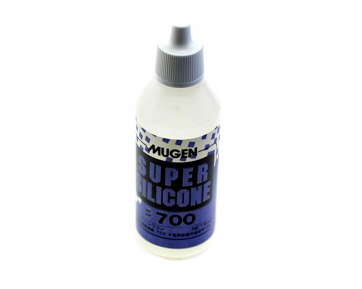 Mugen Seiki Super Silicone Shock Oil (50ml) (700cst)