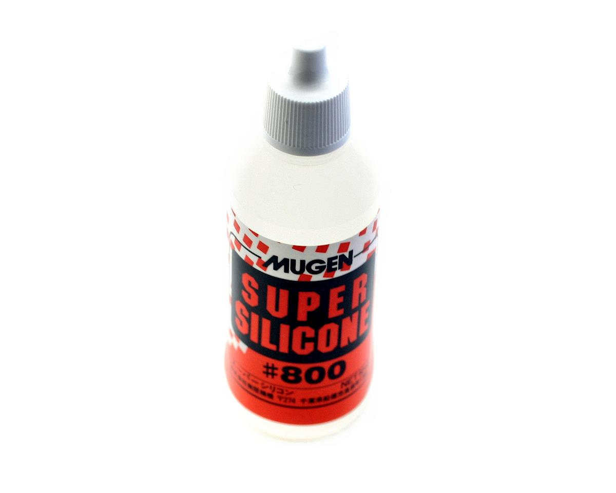 Super Silicone Shock Oil (50ml) (800cst) by Mugen Seiki