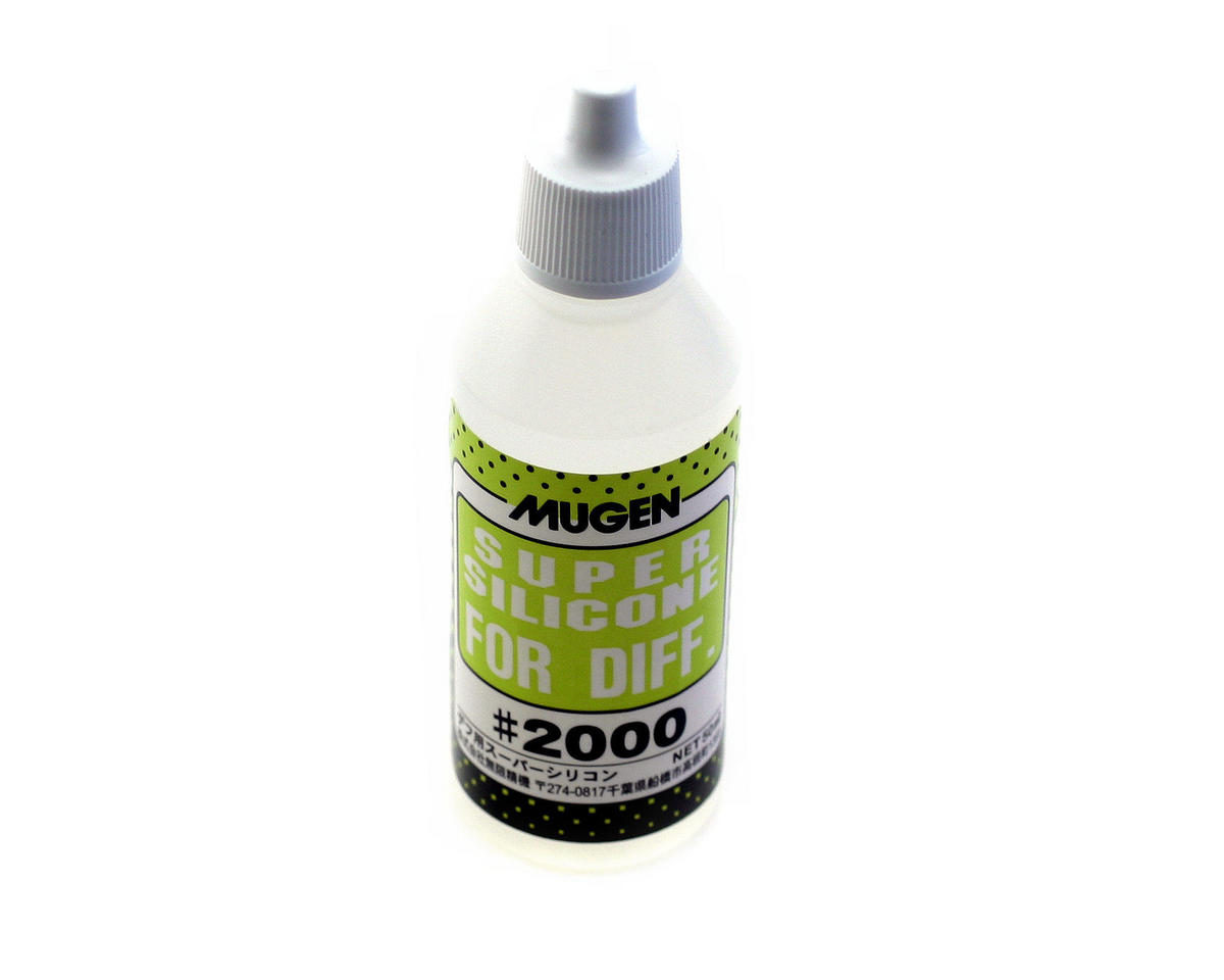 Mugen Seiki Silicone Differential Oil (50ml) (2,000cst)
