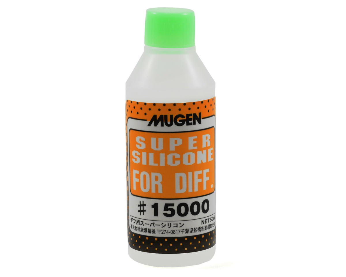 Silicone Differential Oil (50ml) (15,000cst) by Mugen Seiki