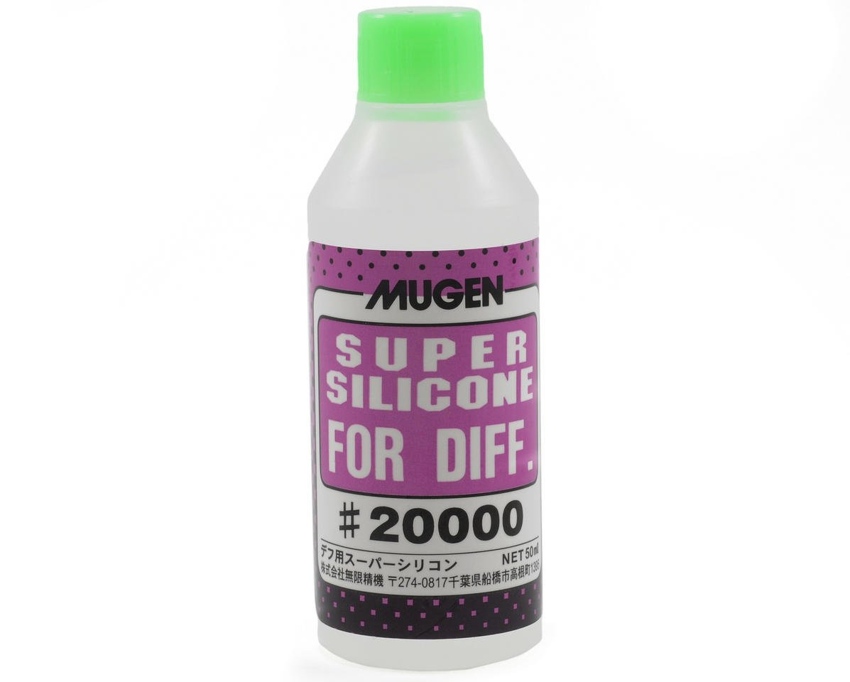 Silicone Differential Oil (50ml) (20,000cst) by Mugen Seiki