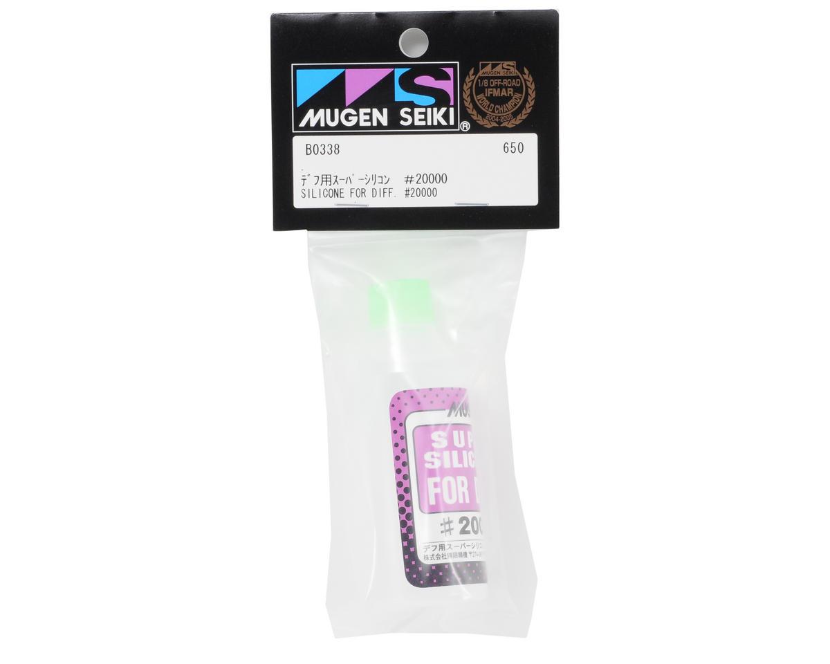 Mugen Seiki Silicone Differential Oil (50ml) (20,000cst)