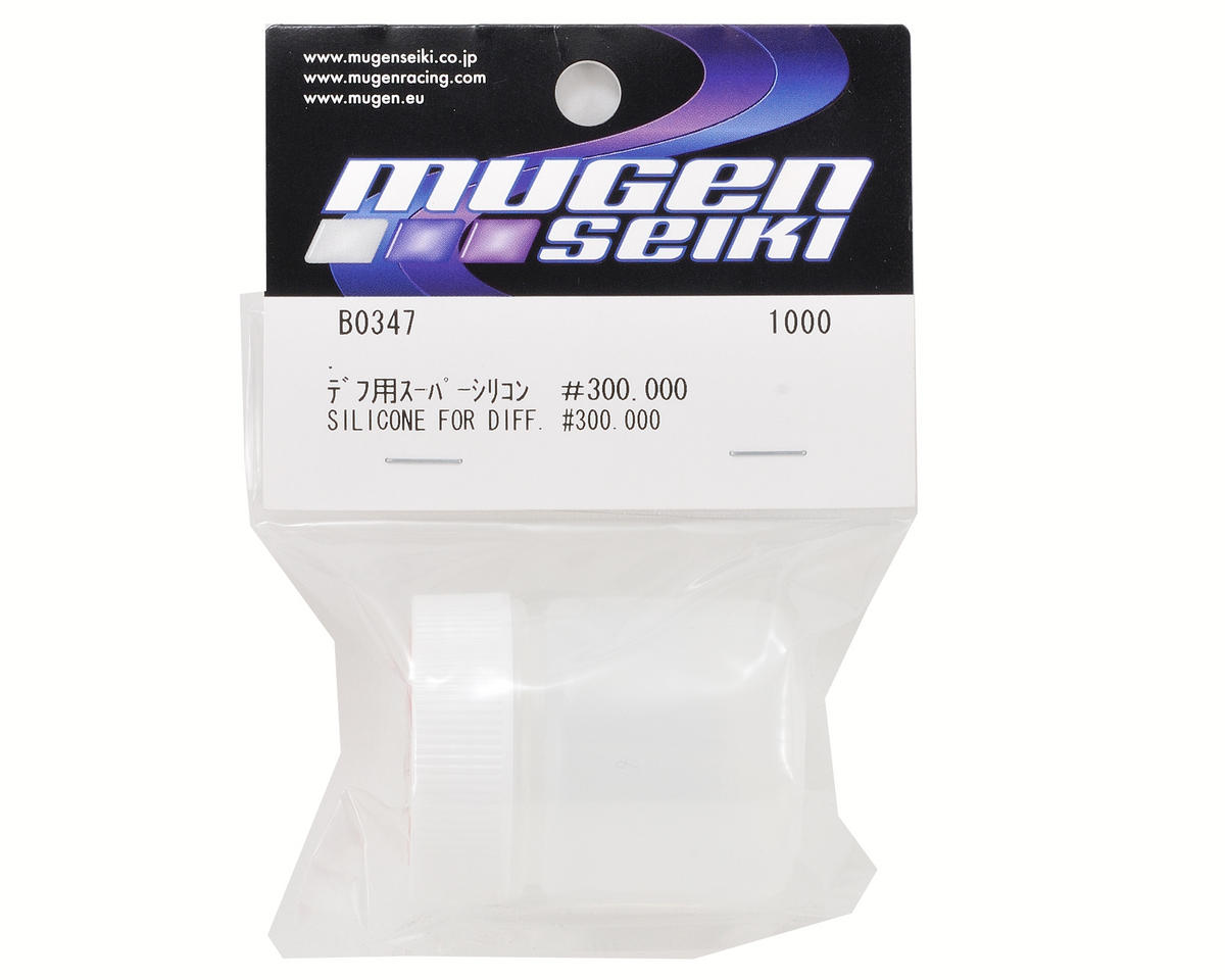 Mugen Seiki Silicone Differential Oil (50ml) (300,000cst)