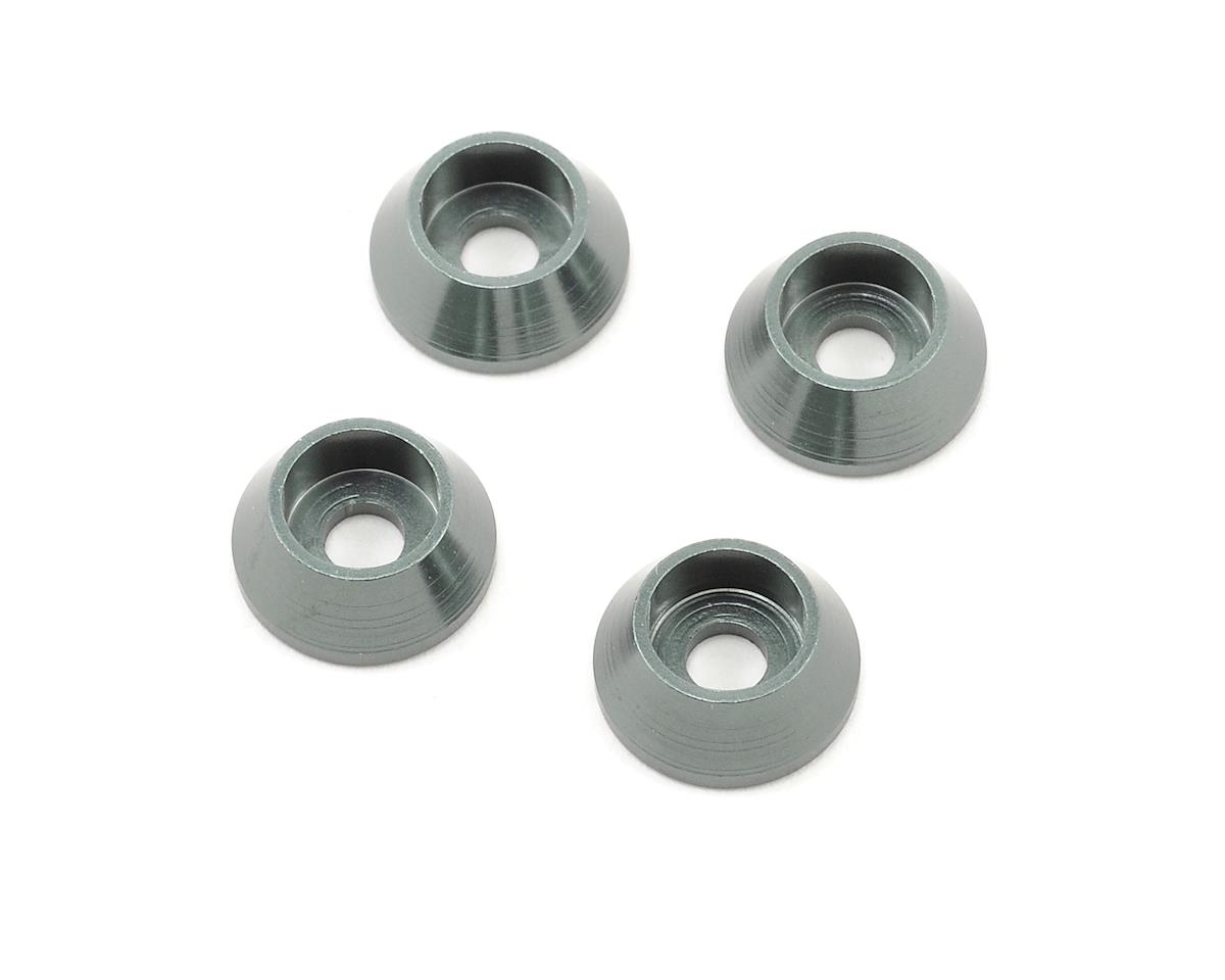 Mugen Seiki 3mm Cone Washer (4) | alsopurchased