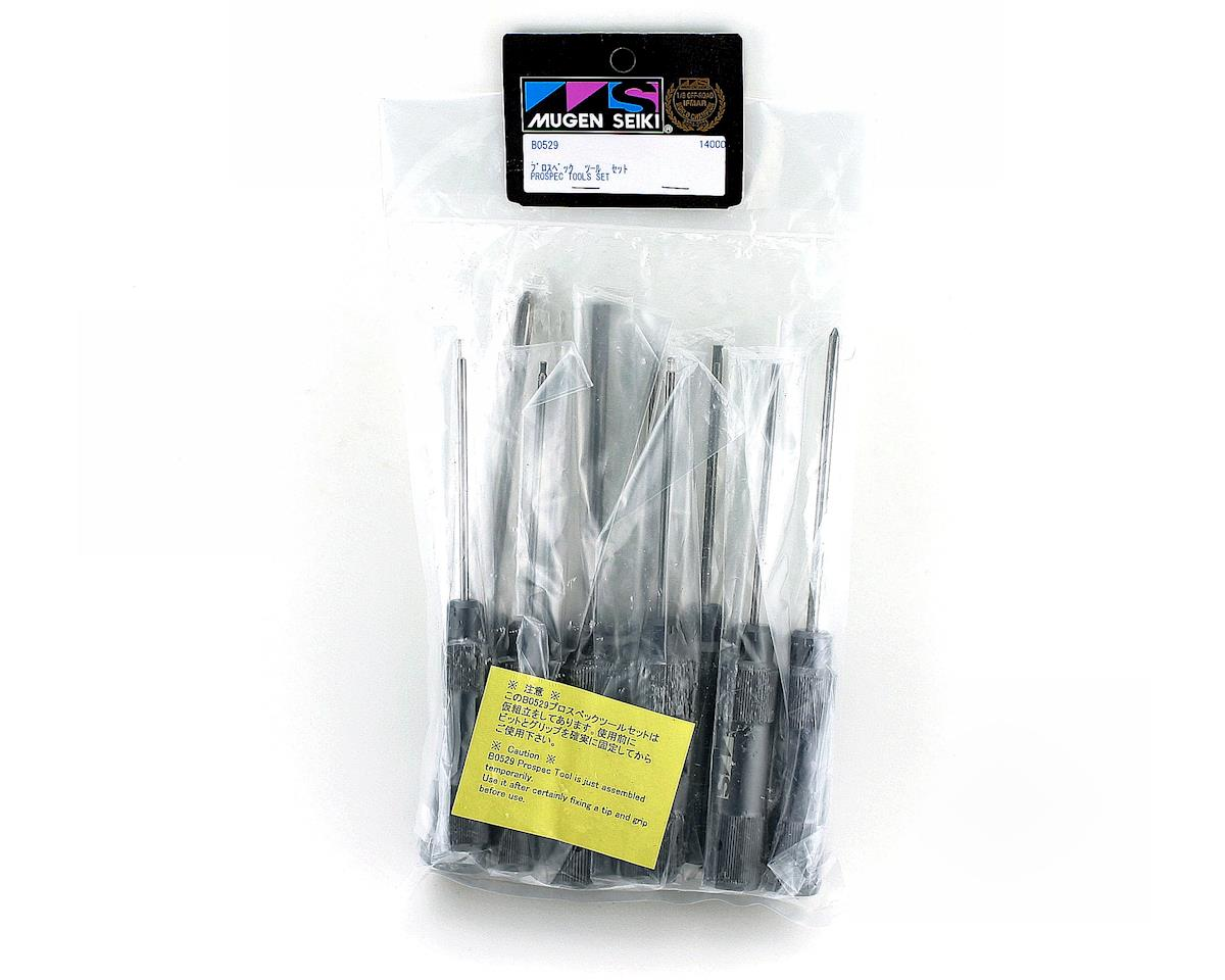 Mugen Seiki 10 Piece ProSpec Metric Tool Set
