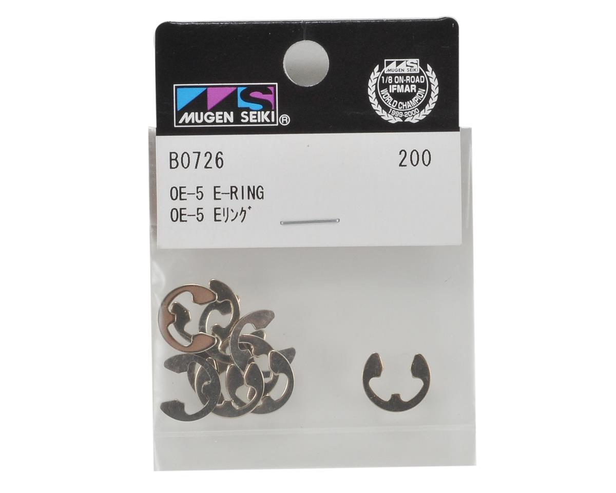 Mugen Seiki OE-5 E-Ring Set (10)