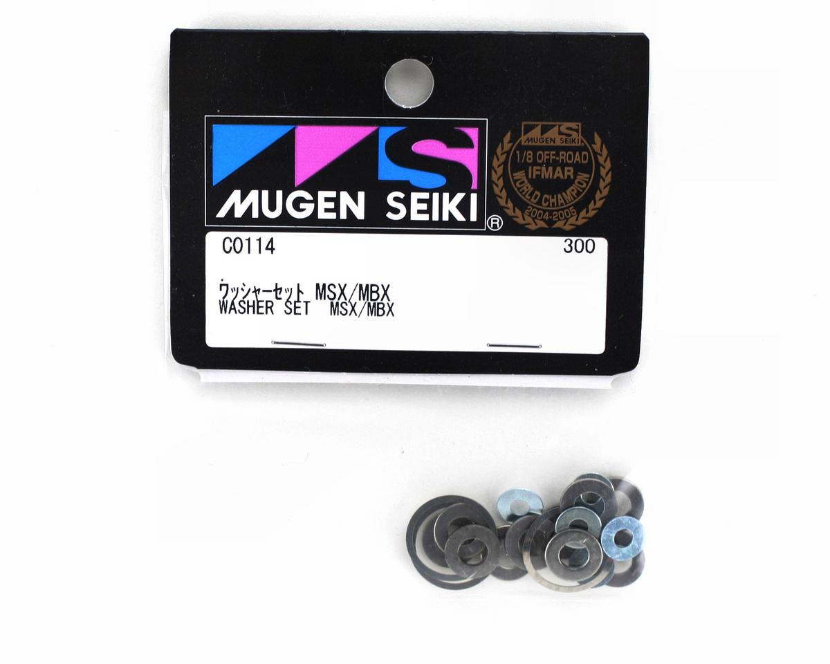 Mugen Seiki Washer/Shim set