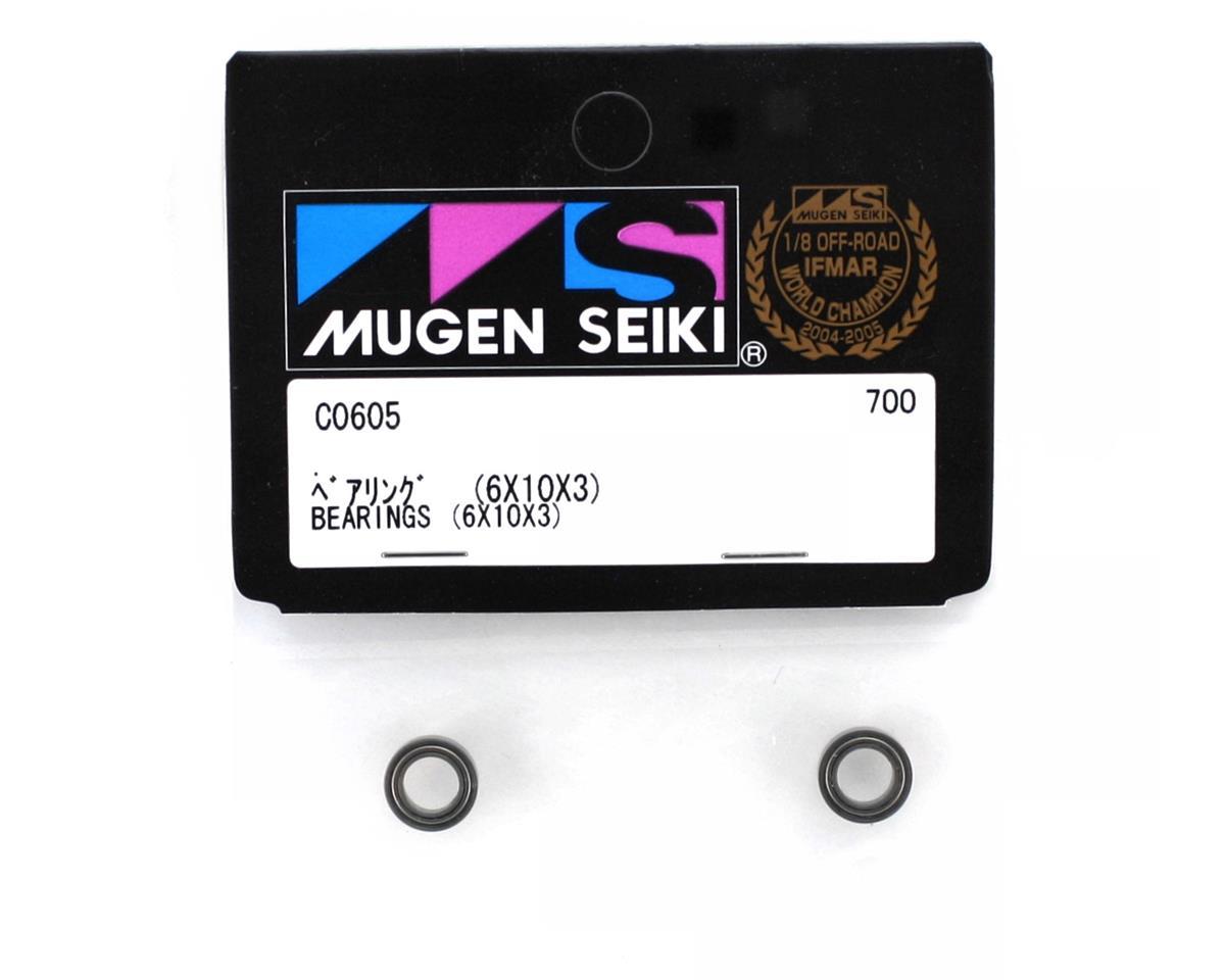 Mugen Seiki Bearing 6x10x3 (2)