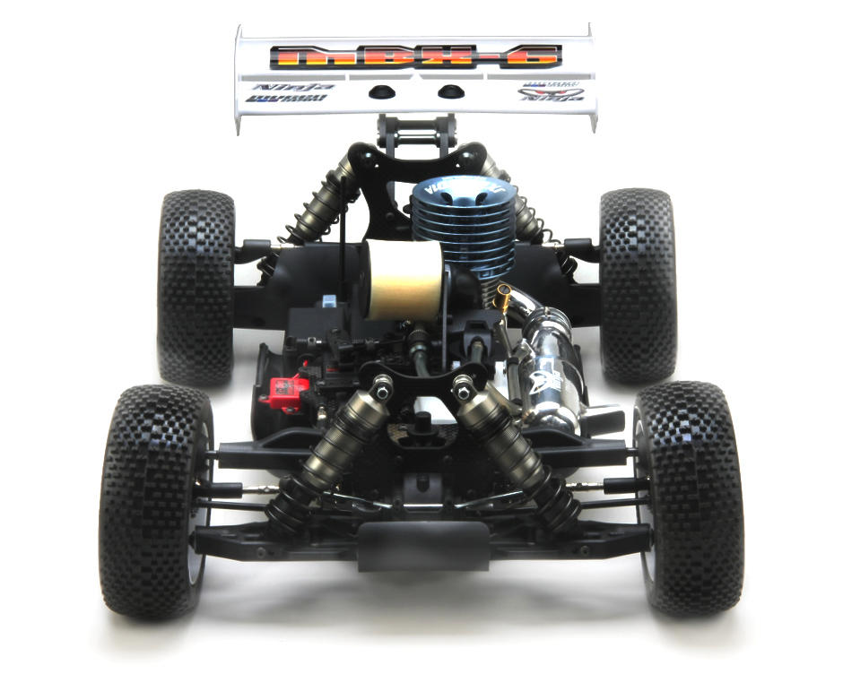 Mugen Seiki MBX6 1/8 Off-Road Competition Buggy Kit (w/Wheels, Pro-Line Tires & Upgrade Stickers