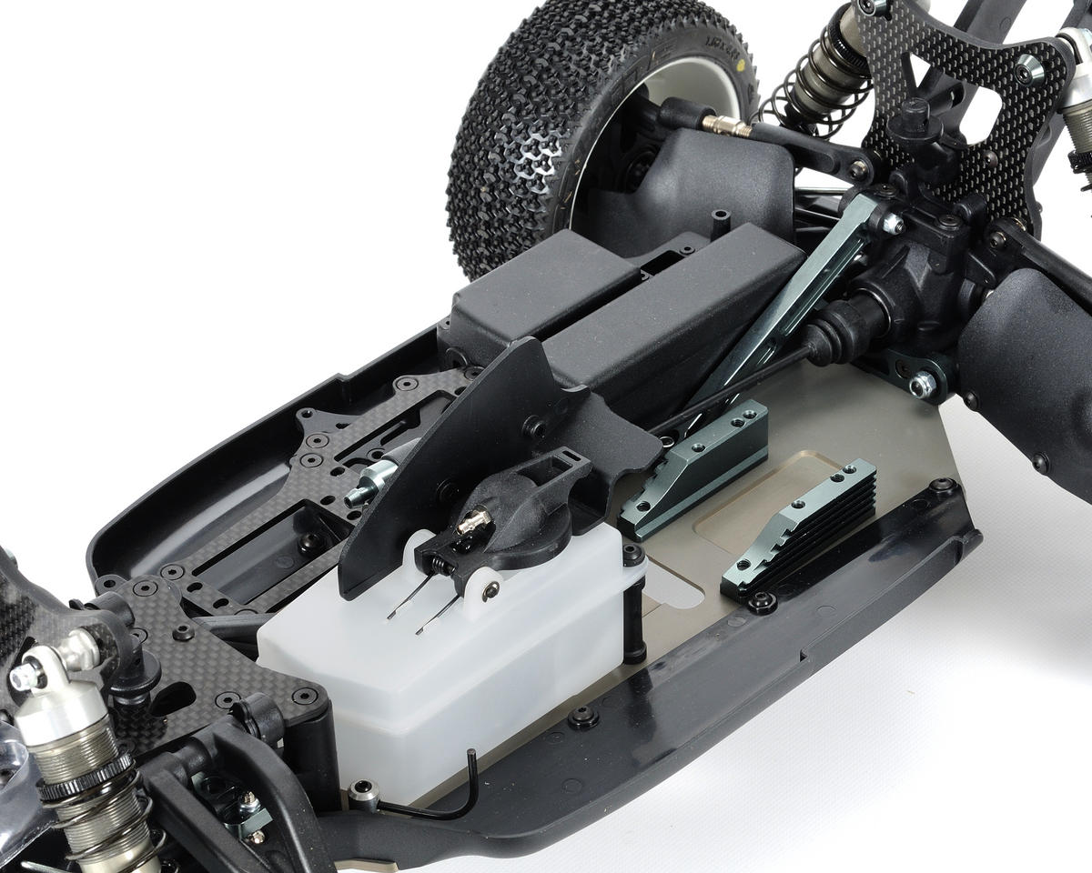 Mugen Seiki MBX6 M-Spec 1/8 Off-Road Competition Race Roller Buggy (w/Wheels, Tires & Stickers)