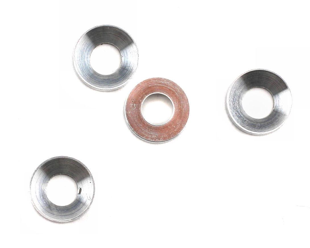 Mugen Seiki Flat Washer 3.5mm (4): X5T