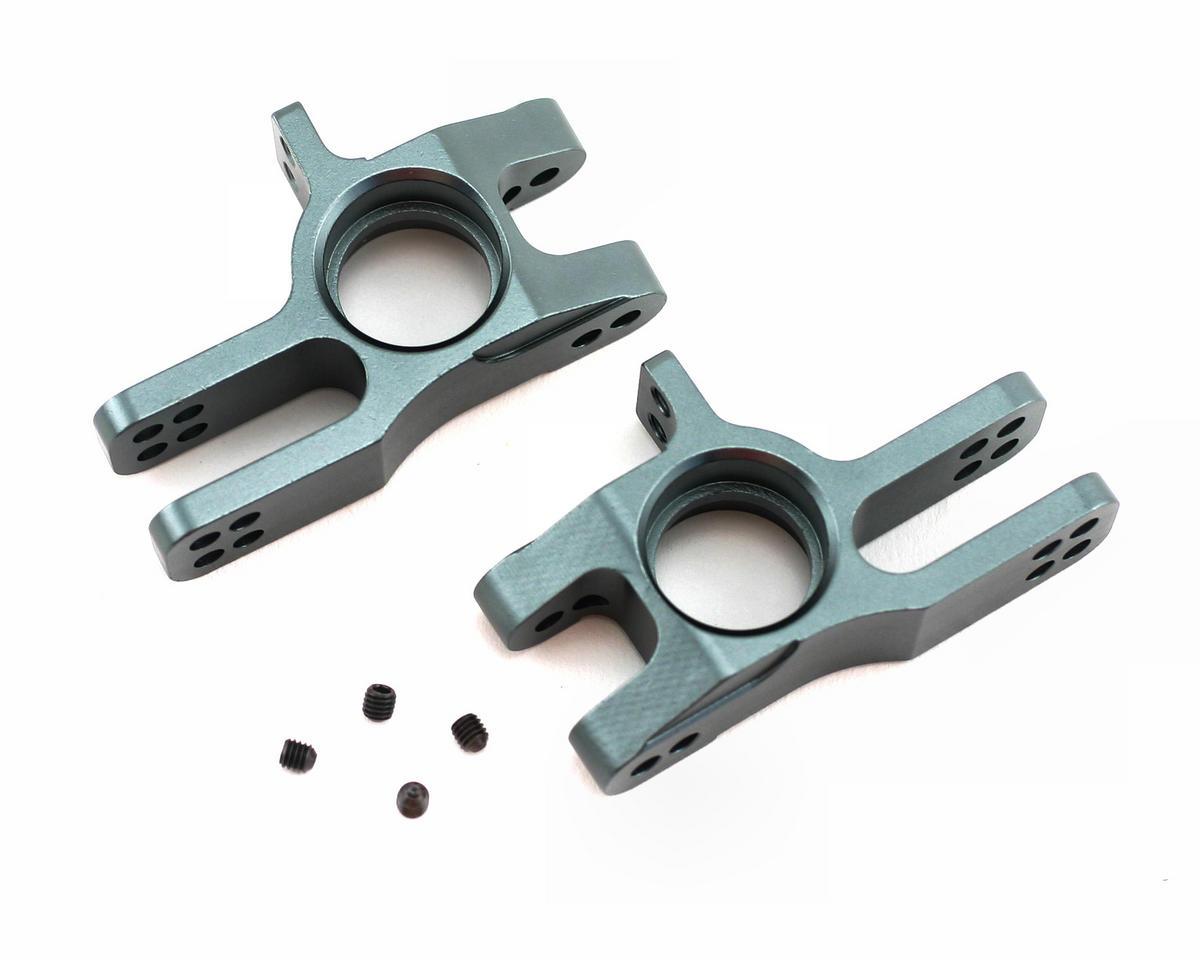 Mugen Seiki Aluminum Rear Hub Carriers: X5
