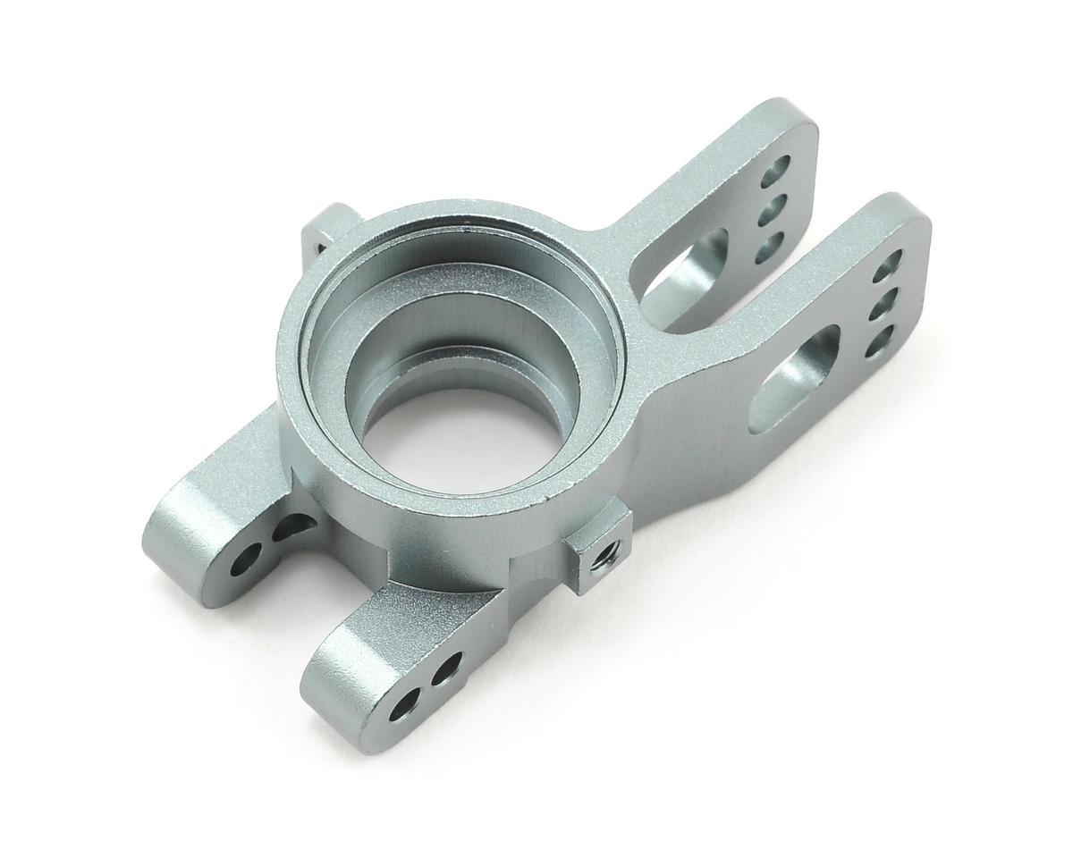 Mugen Seiki Aluminum Left Rear Hub Carrier (1)