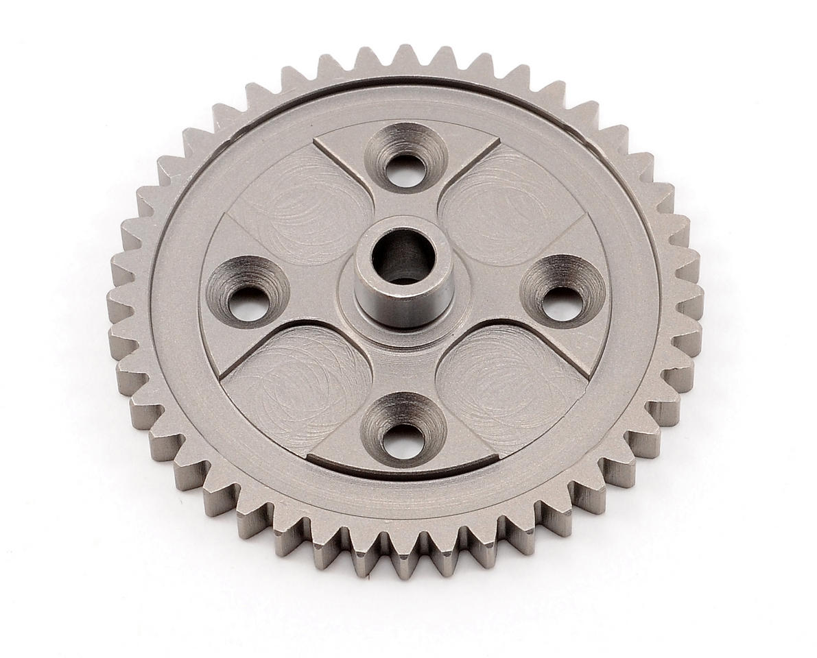 Light Weight Steel Mod1 Spur Gear by Mugen Seiki
