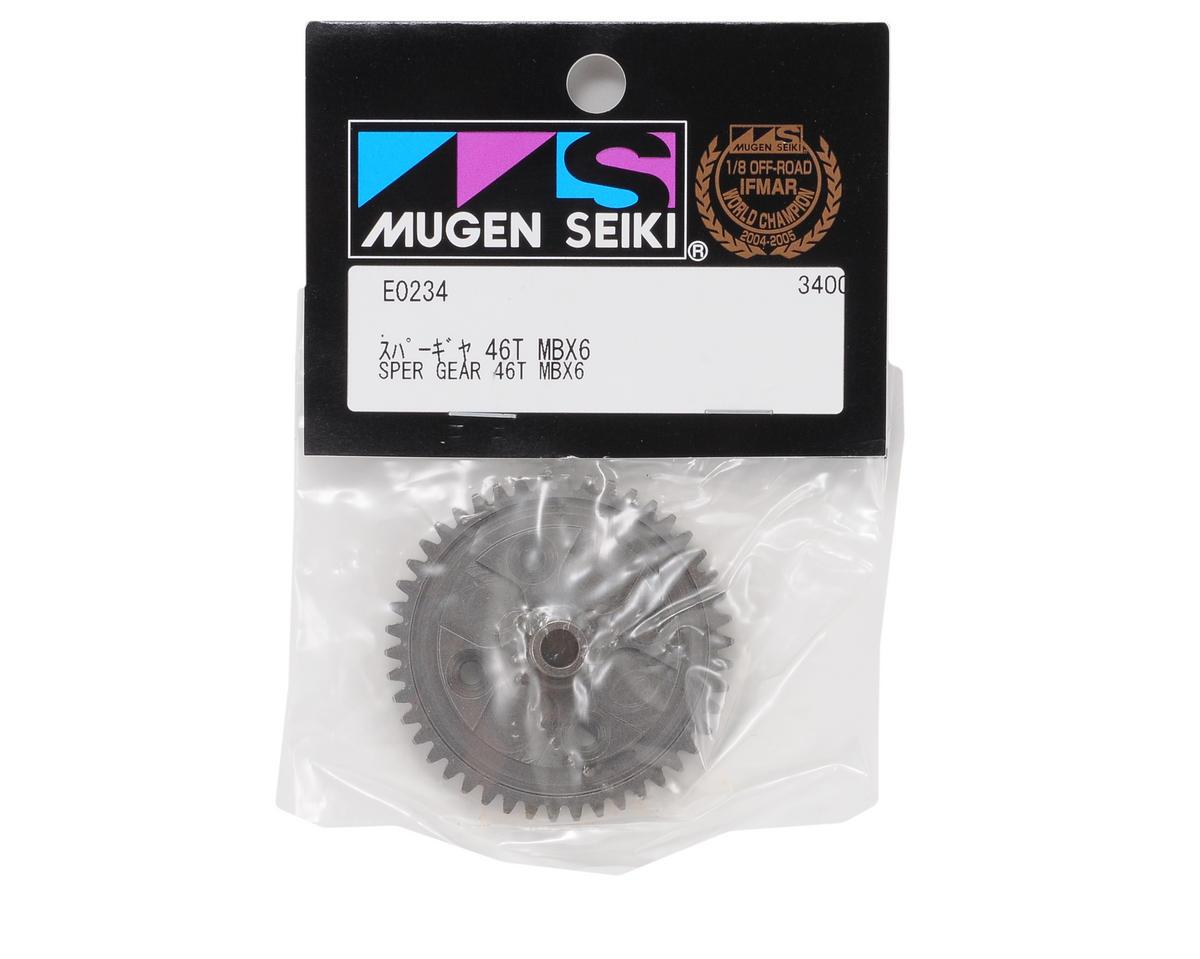 Mugen Seiki Light Weight Steel Mod1 Spur Gear (46T)