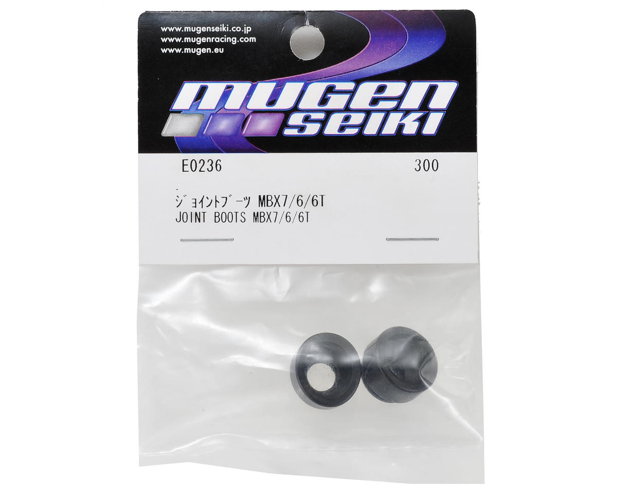 Mugen Seiki Universal Joint Boots (2)