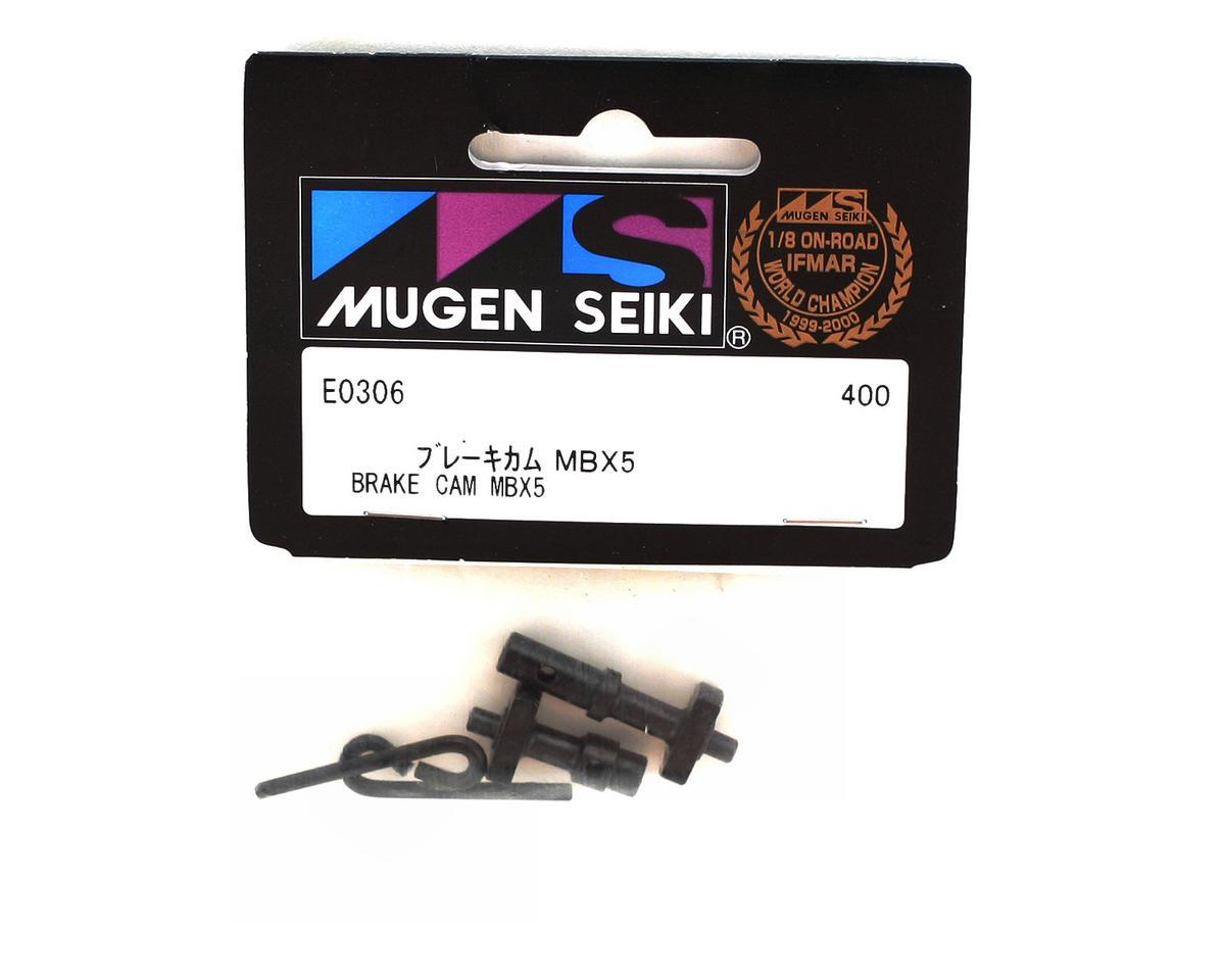 Mugen Seiki Brake Cams: X5