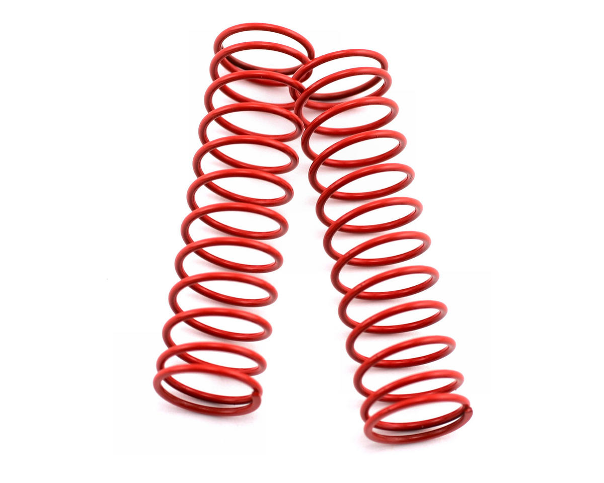 Mugen Seiki Front Shock Springs (Red) (X5T)
