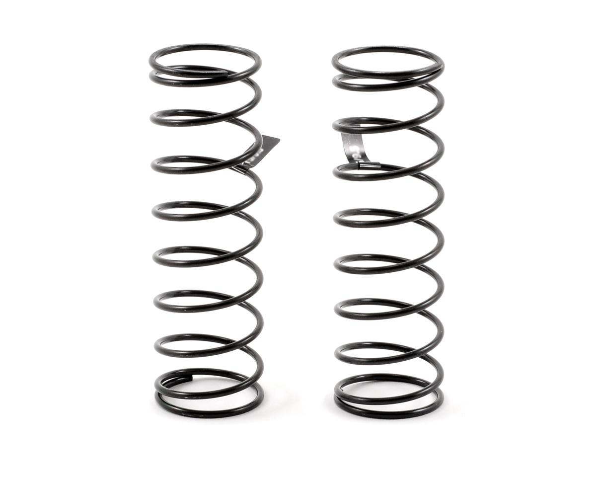 Front Damper Spring (Medium, 75mm, 9.25T) (2) by Mugen Seiki