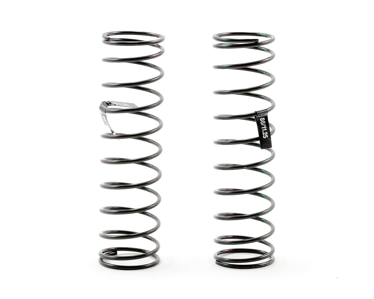 Rear Damper Spring (XXX Soft, 86mm, 11.25T) (2) by Mugen Seiki