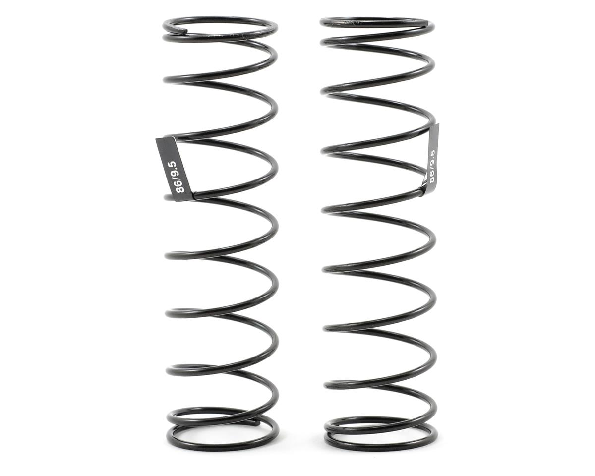 Rear Damper Spring (Super Hard, 86mm, 9.5T) (2) by Mugen Seiki
