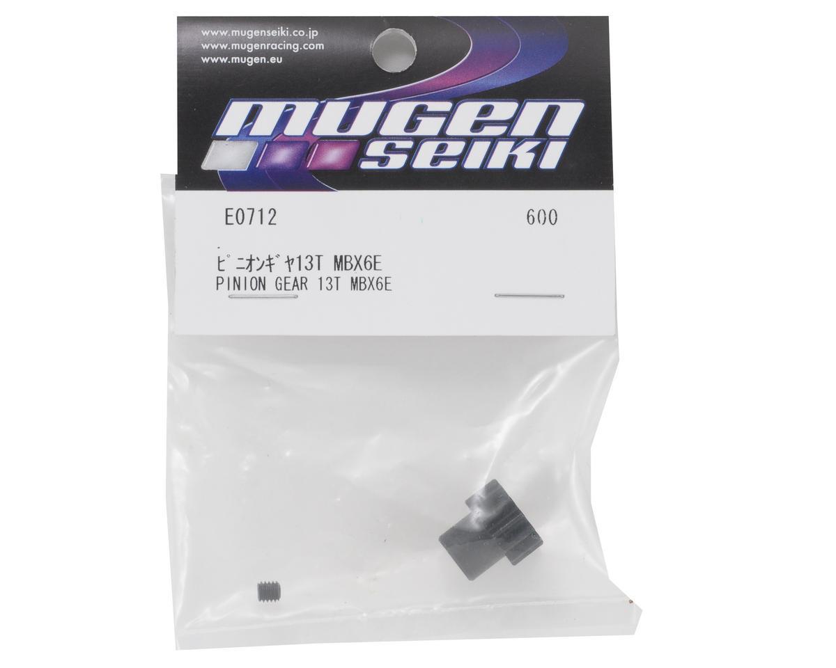 Mod 1 Pinion Gear (13T) by Mugen Seiki