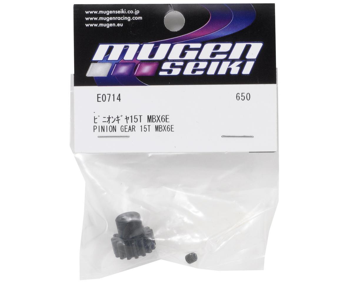 Mugen Seiki Mod 1 Pinion Gear (15T)